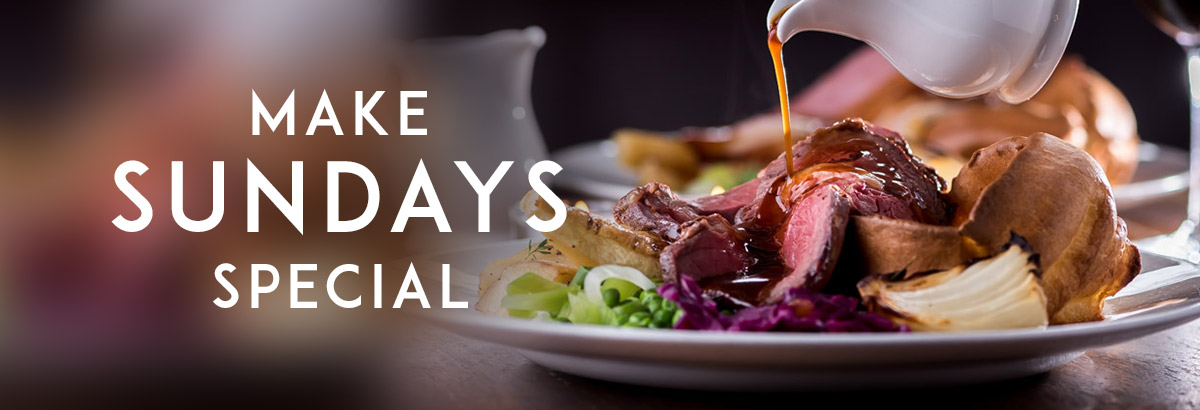 Special Sundays at The Princess Of Wales